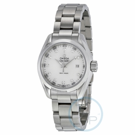 Omega 231.10.30.60.55.001 Seamaster Aqua Terra Ladies Quartz Watch