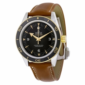 Omega 233.22.41.21.01.001 Seamaster 300 Mens Automatic Watch