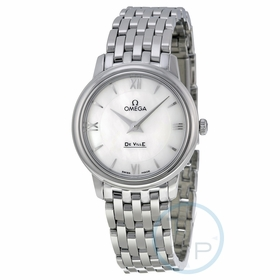 Omega 424.10.27.60.05.001 De Ville Ladies Quartz Watch