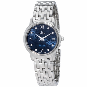 Omega 424.10.27.60.53.003 De Ville Ladies Quartz Watch