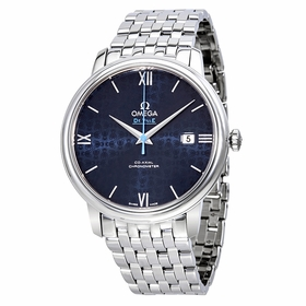 Omega 424.10.40.20.03.003 De Ville Prestige Mens Automatic Watch