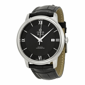 Omega 424.13.40.20.01.001 De Ville Prestige Mens Automatic Watch