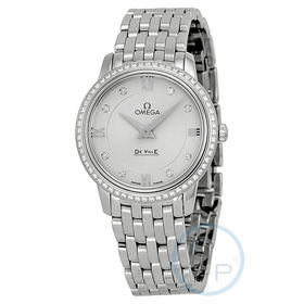 Omega 424.15.27.60.52.001 De Ville Ladies Quartz Watch