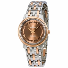 Omega 424.20.27.60.13.001 De Ville Ladies Quartz Watch