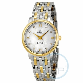 Omega 424.20.27.60.55.001 Quartz Watch