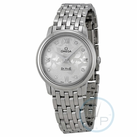 Omega 42410276052001 De Ville Ladies Quartz Watch