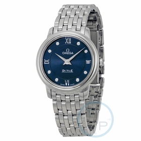 Omega 42410276053001 De Ville Ladies Quartz Watch
