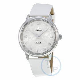 Omega 42412336052001 De Ville Prestige Ladies Quartz Watch