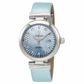 Omega 425.32.34.20.57.002 De Ville Ladymatic Ladies Automatic Watch