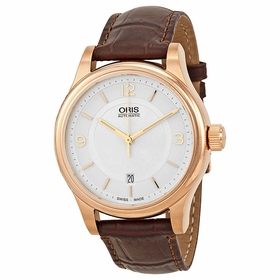 Oris 01 733 7594 4831-07 6 20 12 Classic Date Mens Automatic Watch