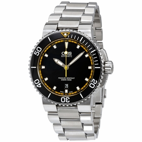 Oris 01 733 7653 4127-07 8 26 01PEB Aquis Date Mens Automatic Watch
