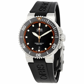 Oris 01 733 7653 4128-07 4 26 34EB Aquis Date Mens Automatic Watch