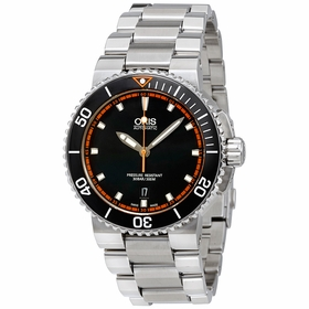 Oris 01 733 7653 4128-07 8 26 01PEB Aquis Date Mens Automatic Watch