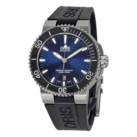 Oris 01 733 7653 4135-07 4 26 34EB Aquis Date Mens Automatic Watch
