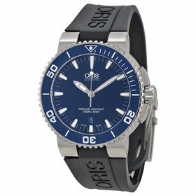 Oris 01 733 7653 4155-07 4 26 34EB Aquis Date Mens Automatic Watch