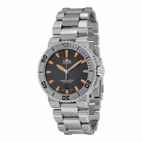 Oris 01 733 7653 4158-07 8 26 01PEB Aquis Mens Automatic Watch
