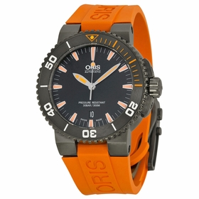 Oris 01 733 7653 4259-07 4 26 32GEB Aquis Date Mens Automatic Watch