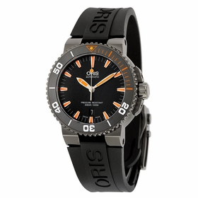 Oris 01 733 7653 4259-07 4 26 34GEB Aquis Date Mens Automatic Watch