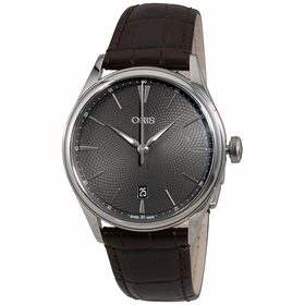 Oris 01 733 7721 4053-07 5 21 65FC Artelier Date Mens Automatic Watch