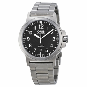 Oris 01 735 7641 4164-07 8 22 03 BC3 Mens Automatic Watch