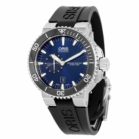 Oris 01 743 7673 4135-07 4 26 34EB Aquis Mens Automatic Watch