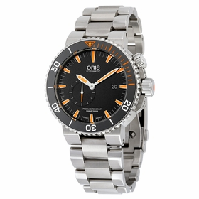 Oris 01 743 7709 7184-Set MB Aquis Mens Automatic Watch