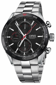Oris 01 774 7661 4424-07 8 22 87 Chronograph Automatic Watch