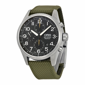 Oris 01 774 7699 4134-07 5 22 14FC Chronograph Automatic Watch