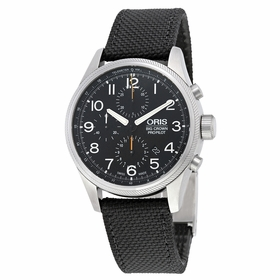 Oris 01 774 7699 4134-07 5 22 15FC Chronograph Automatic Watch