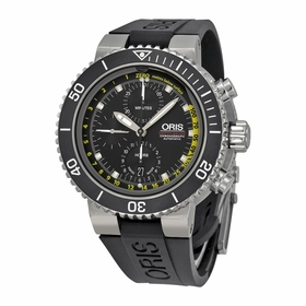 Oris 01 774 7708 4154-07 4 26 34EB Chronograph Automatic Watch