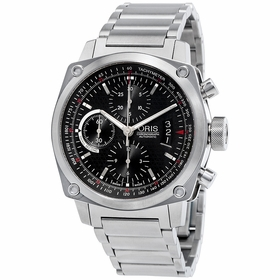 Oris 674-7616-4154MB BC4 Chronograph Mens Chronograph Automatic Watch