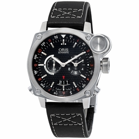 Oris 690-7615-4154LS BC4 Flight Timer Mens Automatic Watch