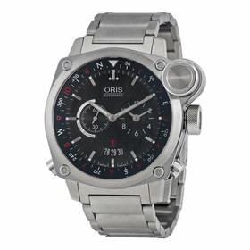 Oris 690-7615-4154MB BC4 Flight Timer Mens Automatic Watch