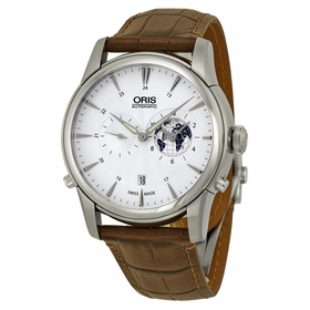 Oris 01 690 7690 4081-07 1 22 73FC Artelier GMT Mens Automatic Watch
