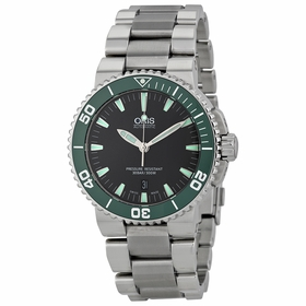 Oris 01 733 7653 4137-07 8 26 01PEB Aquis Date Mens Automatic Watch