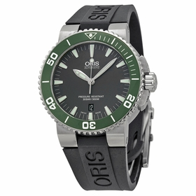 Oris 01 733 7653 4137-07 4 26 34EB Aquis Date Mens Automatic Watch