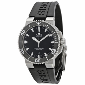 Oris 01 733 7653 4154-07 4 26 34EB Aquis Date Mens Automatic Watch