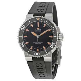 Oris 01 733 7653 4159-07 4 26 34EB Aquis Mens Automatic Watch
