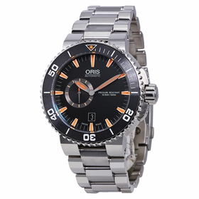 Oris 01 743 7673 4159-07 8 26 01PEB Aquis Mens Automatic Watch