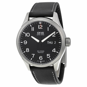 Oris 752-7698-4164LS Big Crown Mens Automatic Watch