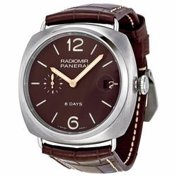 Panerai PAM00346 Radiomir 8 Days Mens Mechanical Watch