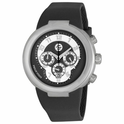Philip Stein 32-AGR-RBGR Active Unisex Chronograph Quartz Watch