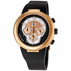 Philip Stein 32-ARG-RBB Active Unisex Chronograph Quartz Watch