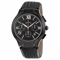 Philip Stein 45B-CRBKRG-BB  Mens Chronograph Quartz Watch