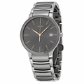 Rado R30927132 Centrix Unisex Quartz Watch