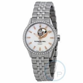 Raymond Weil 2410-STS-97981 Freelancer Ladies Automatic Watch