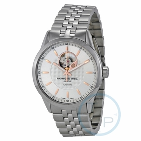 Raymond Weil 2710-ST5-65021 Freelancer Mens Automatic Watch