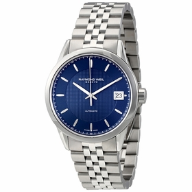 Raymond Weil 2740-ST-50021 Freelancer Mens Automatic Watch