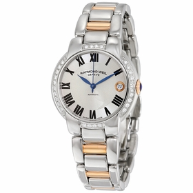 Raymond Weil 2935-S5S-01659 Jasmine Ladies Automatic Watch