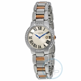 Raymond Weil 5229-S5S-00659 Jasmine Ladies Quartz Watch